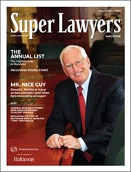 Michael S. Morgenstern Named 2014 Maryland Super Lawyer