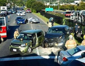 Car Accident On Duke St Alexandria Va