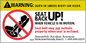 Alert on Car Safety